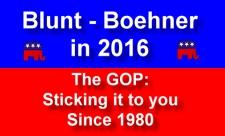 Blunt Boner 2016